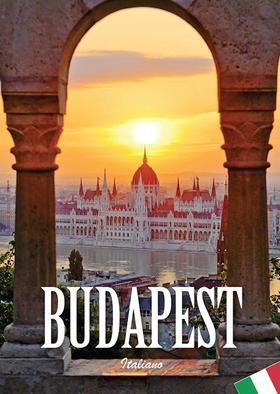 Budapest útikönyv - olasz