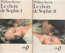 William STYRON - Le choix de Sophie I-II. [antikvár]