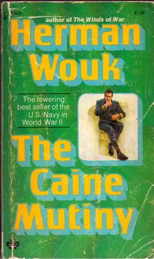Herman Wouk - The Caine Mutiny [antikvár]