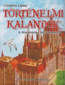 Gyárfás Endre - Történelmi kalandok a magyarság múltjában III. [antikvár]