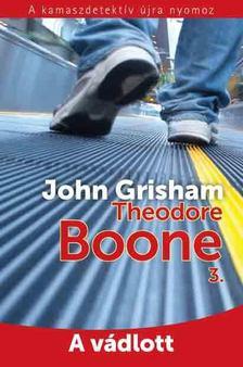 John Grisham - A vádlott - Theodore Boone 3. [antikvár]