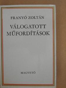 Federico García Lorca - Válogatott műfordítások [antikvár]