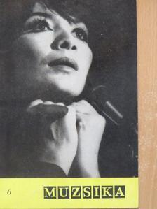 Abody Béla - Muzsika 1967. június [antikvár]