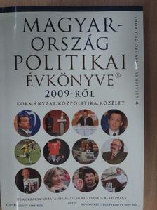 Balczó Zoltán - Magyarország politikai évkönyve 2009-ről [antikvár]