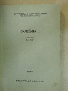 Ajtai Katalin - Biokémia II. [antikvár]