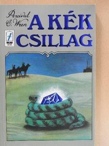 Percival C. Wren - A kék csillag [antikvár]