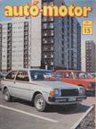 Almássy Tibor - Autó-Motor 1980. augusztus [antikvár]
