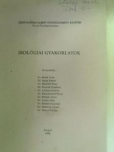 Dr. Berek Imre - Biológiai gyakorlatok [antikvár]