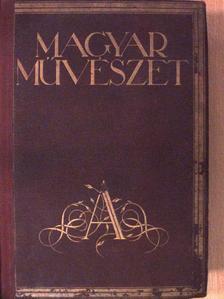 Babits Mihály - Magyar művészet 1927/1-10. [antikvár]