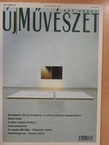 András Edit - Új Művészet 2005. február [antikvár]