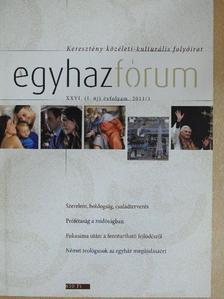 Béky Gellért SJ - Egyházfórum 2011/1 [antikvár]