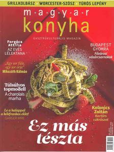 Magyar Konyha magazin - 2021. május (45. évfolyam 5. szám)