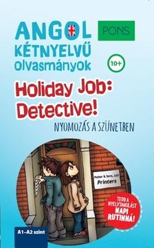 Luisa Hartmann - PONS Holiday Job: Detective!