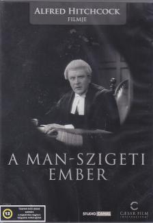 HITCHCOCK - A MAN-SZIGETI EMBER DVD