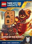 LEGO NEXO KNIGHT - A könyvek csatája / ajándék minifigurával