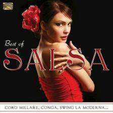 BEST OF SALSA CD ARC2527