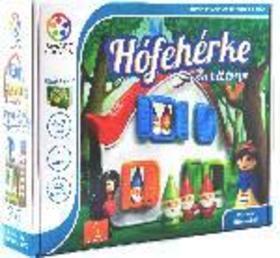 18300-182 - Hófehérke és a hét törpe - Készségfejlesztő játék
