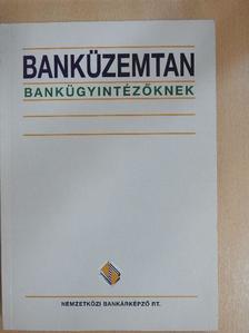 Horváth Lajos - Banküzemtan [antikvár]