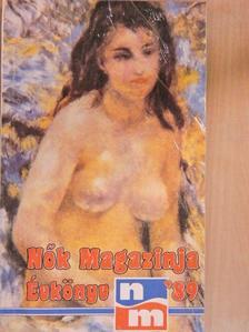 Ady Endre - Nők Magazinja Évkönyv '89 [antikvár]