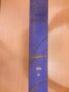 Aba Novák Vilmos - Uj Idők 1932. július-december (fél évfolyam) [antikvár]