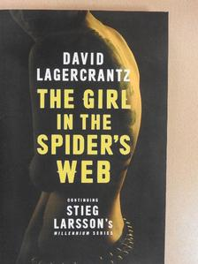 David Lagercrantz - The Girl in the Spider's Web [antikvár]