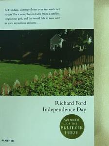 Richard Ford - Independence Day [antikvár]
