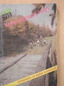 Csépányi Ferenc - Határ-Szél Kalendárium 1990 [antikvár]