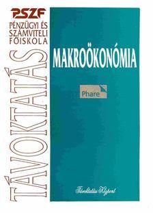 Nagy András - Makroökonómia [antikvár]