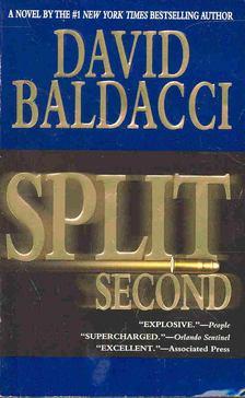 David BALDACCI - Split Second [antikvár]