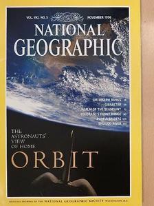 Bill Bryson - National Geographic November 1996 [antikvár]