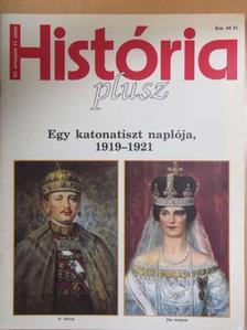 Lehár Antal - História plusz 1993. [antikvár]