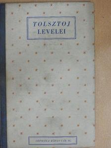 Lev Nyikolajevics Tolsztoj - Tolsztoj levelei [antikvár]