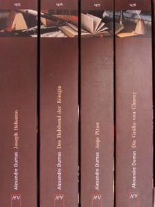 Alexandre Dumas - Memoiren eines Arztes I-IV. [antikvár]