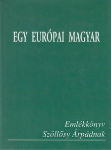 Raffai István - Egy európai magyar [antikvár]