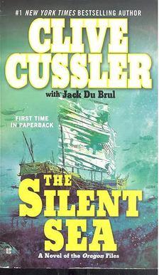 Clive Cussler - The Silent Sea [antikvár]