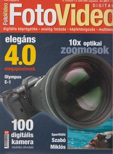 SOLTÉSZ REZSŐ - FotoVideo Digital 2004. augusztus [antikvár]