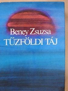 Beney Zsuzsa - Tűzföldi táj [antikvár]
