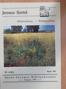 Carlos Mesters - Jeromos füzetek 32. [antikvár]