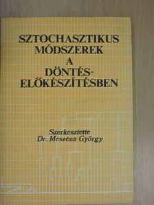 Chikán Attila - Sztochasztikus módszerek a döntéselőkészítésben [antikvár]