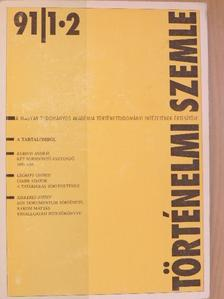 F. Font Márta - Történelmi Szemle 1991/1-2. [antikvár]
