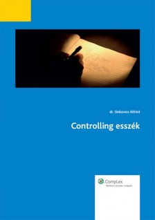 DR. SINKOVICS ALFRÉD - Controlling esszék [eKönyv: epub, mobi]