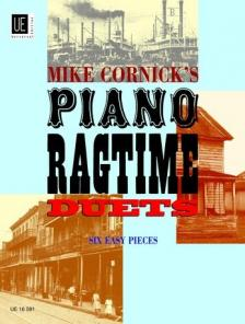 CORNICK, MIKE - PIANO RAGTIME DUETS. SIX EASY PIECES