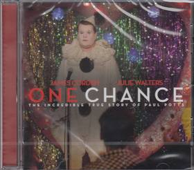 ONE CHANCE CD PAUL POTTS