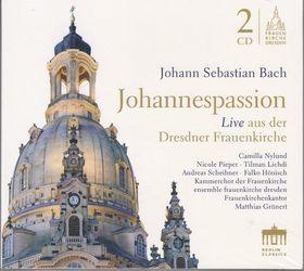 Bach - JOHANNESPASSION 2CD
