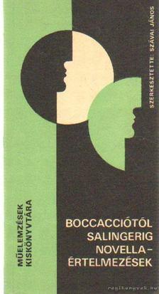 Szávai János - Boccacciótól Salingerig [antikvár]