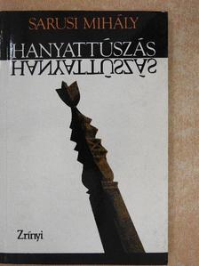 Sarusi Mihály - Hanyattúszás [antikvár]