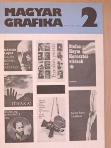 A. Arnamo - Magyar Grafika 1979/2. [antikvár]