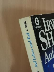 Irwin Shaw - Auf Leben und Tod [antikvár]