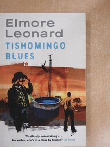 Elmore Leonard - Tishomingo Blues [antikvár]
