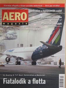 Csáki Imre - Aero Magazin 2003. február [antikvár]
